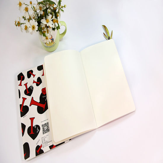 Personalized Offset Printing Paper Notebooks