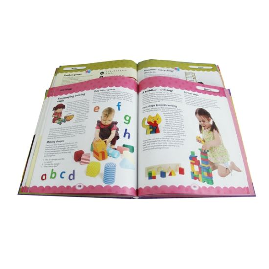 High Quality Hard Cover Book Printing Service