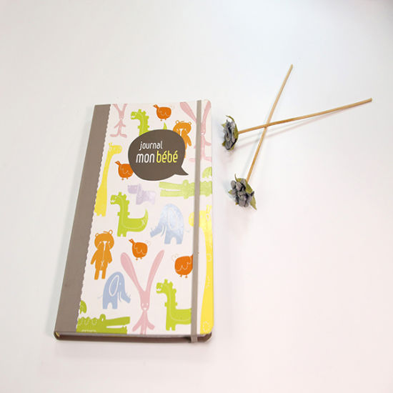 Custom Bound Leather Paper Notebooks