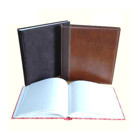 Custom High Quality Diary (OEM-NB002) , Leather Cover Diary