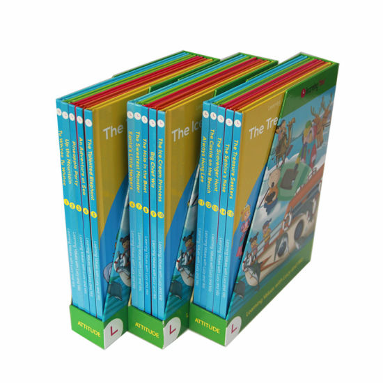 High Quality Hot Sales Book Printing Sets