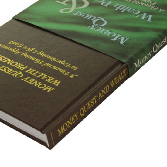Hardcover Book Offset Printing Service (OEM-HC026)